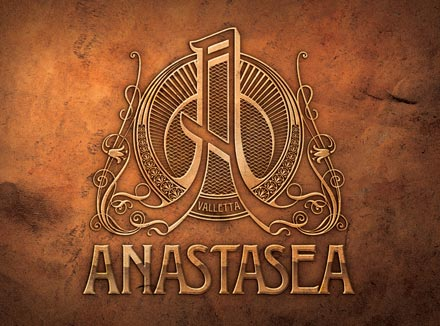 Logo & Souvenirs Design for Private Cruising Yacht Anastasea