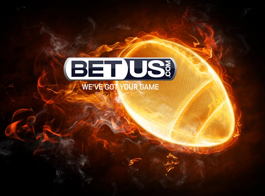NFL Campaign for Online Sports Betting Company BetUs