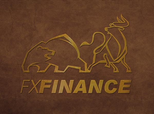 Branding & Identity Design for Investment Company FX Finance