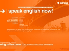 Corporate Documents Template Design for International School of Languages inlingua