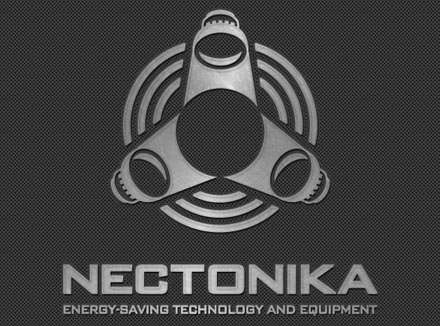 Logo Design for Construction Company Nectonika